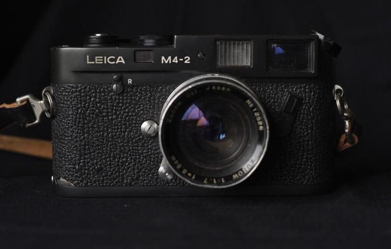 Sama Tata's Leica