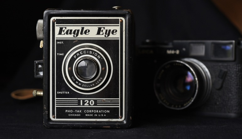 Sama Tata's Eagle Eye Camera