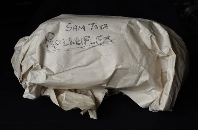 Sama Tata's Covered Camera